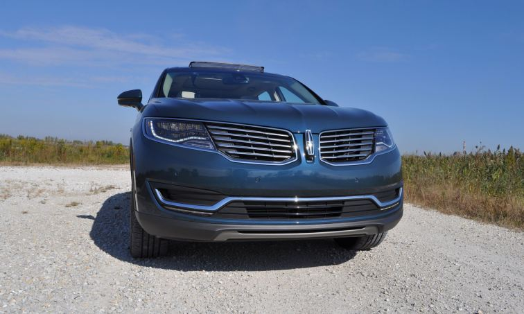 2016 Lincoln MKX 2.7L EcoBoost AWD Reserve 9