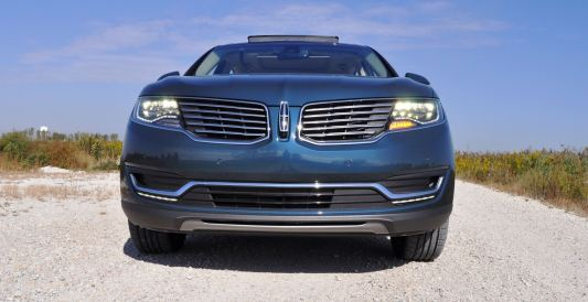 2016 Lincoln MKX 2.7L EcoBoost AWD Reserve 90