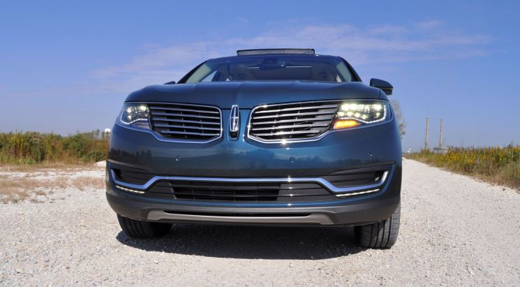 2016 Lincoln MKX 2.7L EcoBoost AWD Reserve 92