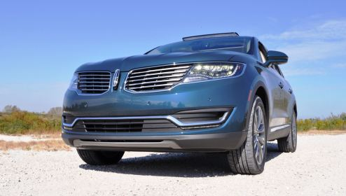 2016 Lincoln MKX 2.7L EcoBoost AWD Reserve 98
