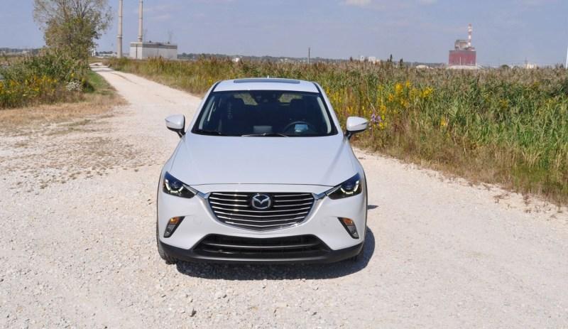2016 Mazda CX-3 GT Review 21