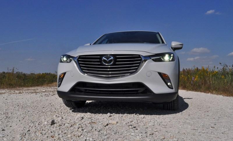 2016 Mazda CX-3 GT Review 49