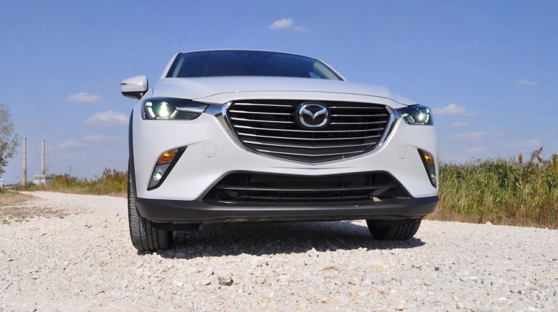 2016 Mazda CX-3 GT Review 57