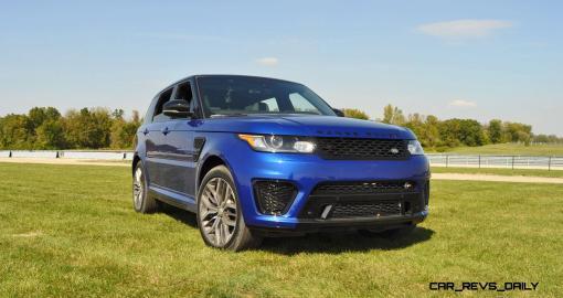 2016 Range Rover Sport SVR Review 14