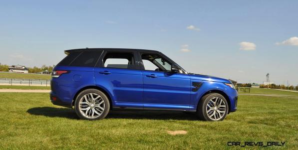 2016 Range Rover Sport SVR Review 35