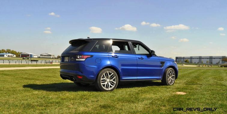 2016 Range Rover Sport SVR Review 38