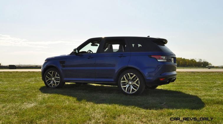 2016 Range Rover Sport SVR Review 47