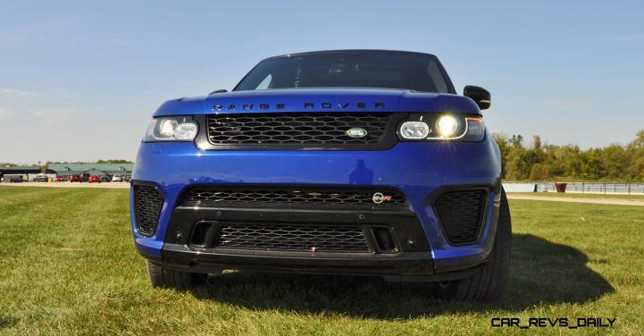 2016 Range Rover Sport SVR Review 63