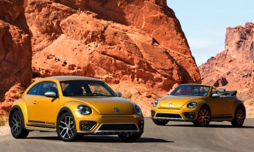 2016 Volkswagen Beetle DUNE Editions 3