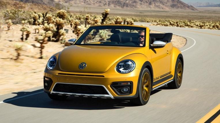 2016 Volkswagen Beetle DUNE Editions 8