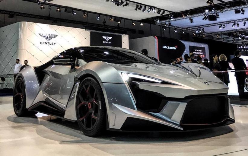 2016 W Motors FENYR SuperSport 12