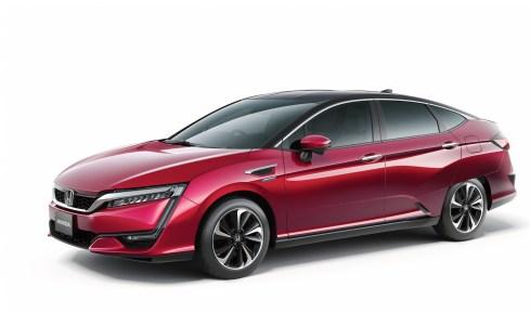 2017 Honda CLARITY FUEL CELL 6