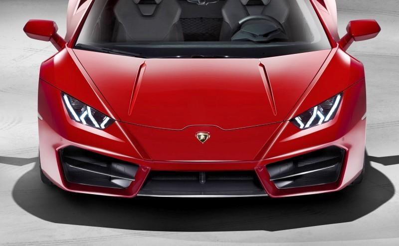 2017 Lamborghini Huracan LP580-2 10