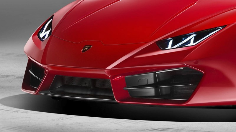 2017 Lamborghini Huracan LP580-2 3
