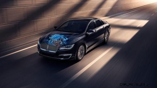 2017 Lincoln MKZ 16