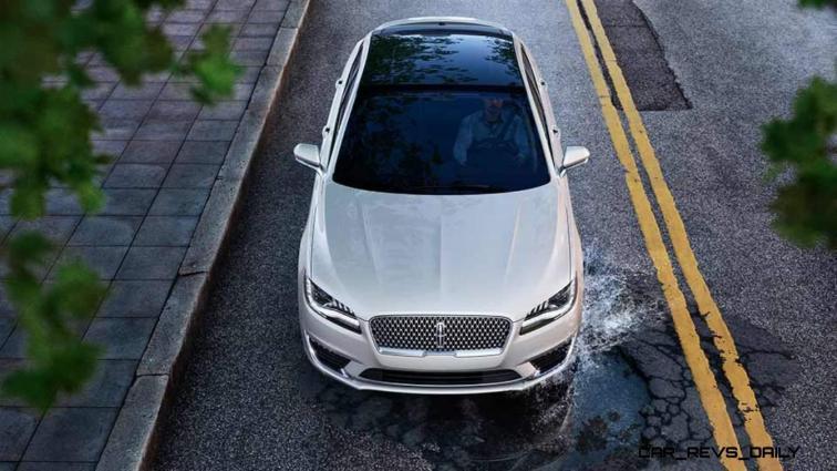 2017 Lincoln MKZ 25