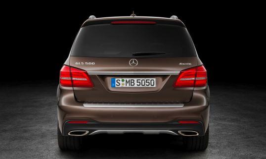 2017 Mercedes-Benz GLS 24