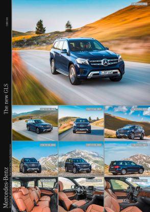 2017 Mercedes-Benz GLS 3