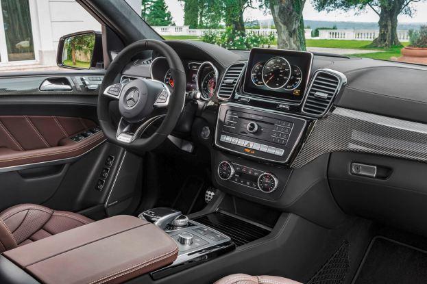 2017 Mercedes-Benz GLS 4