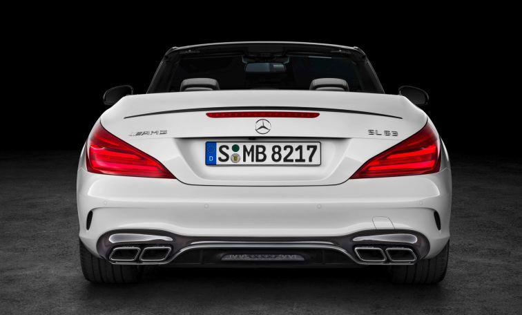 2017 Mercedes-Benz SL 51