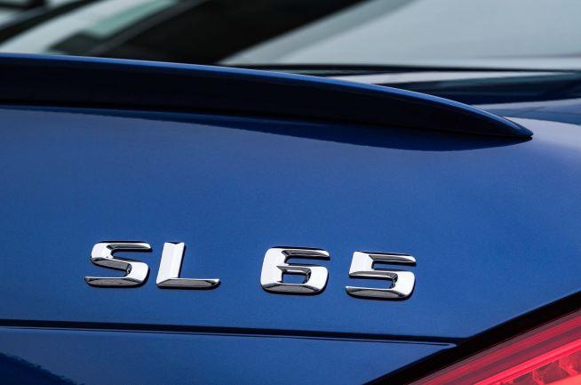 Mercedes-AMG SL 65, Brilliantblau Mercedes-AMG SL 65, brilliant blue