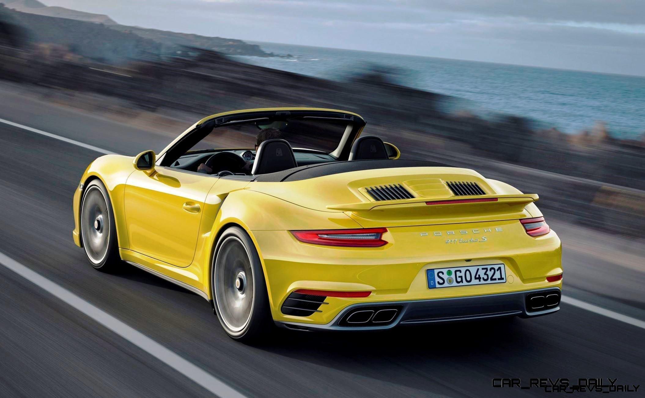 2017 Porsche 911 Turbo 23