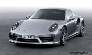 2017 Porsche 911 Turbo 6