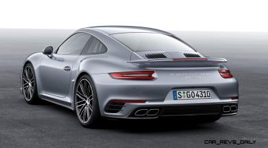 2017 Porsche 911 Turbo 7