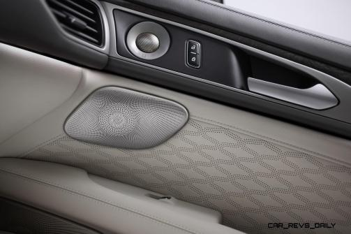 New Lincoln MKZ offers available concert-quality Revel® audio with specially designed doors for optimal positioning of the speakers.