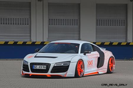Audi R8 Schmidt Felgen1