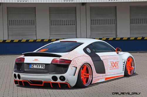 Audi R8 Schmidt Felgen9
