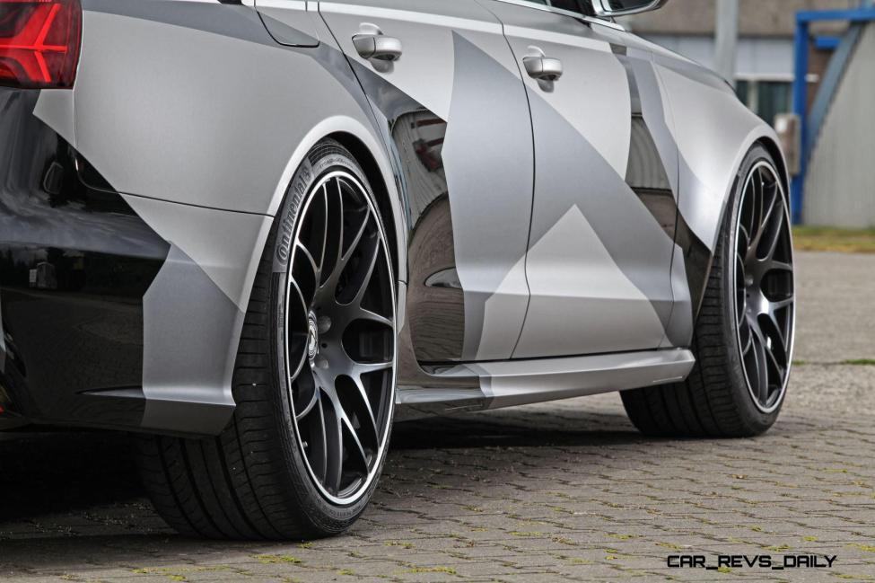 Audi RS6 Schmidt Felge konkav11