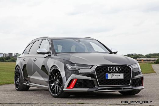 Audi RS6 Schmidt Felge konkav2
