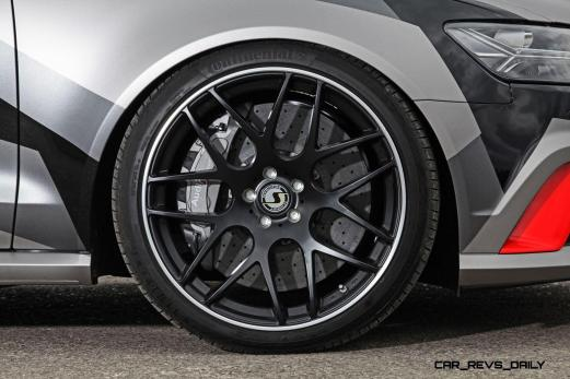 Audi RS6 Schmidt Felge konkav5