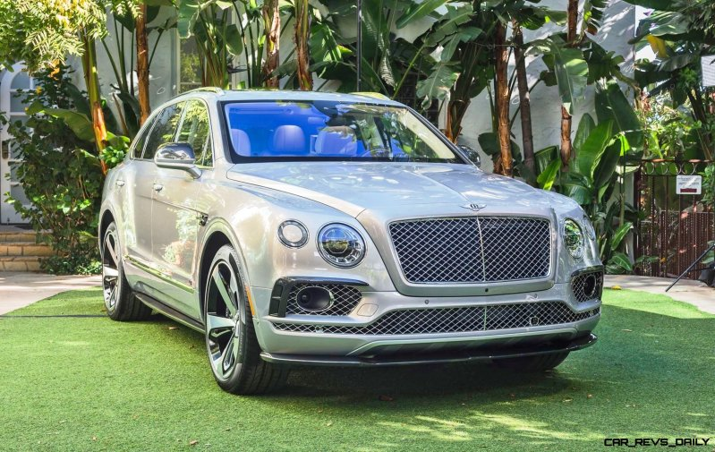 Bentley debuts Bentayga First Edition(9)