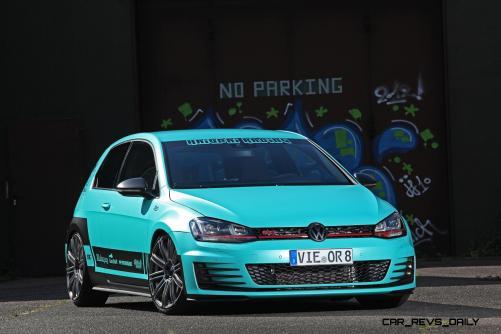 CAM SHAFT _ PP-Performance NRW VW Golf GTI MK7 3