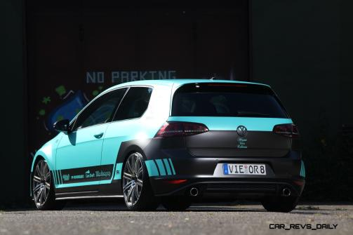 CAM SHAFT _ PP-Performance NRW VW Golf GTI MK7 6