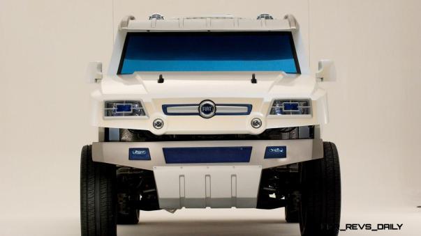 Concept Flashback - 2005 Fiat OLTRE 19