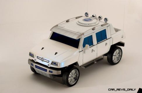 Concept Flashback - 2005 Fiat OLTRE 20