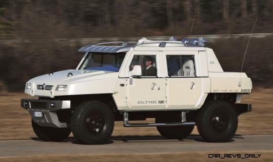 Concept Flashback - 2005 Fiat OLTRE 4