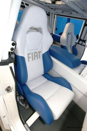 Concept Flashback - 2005 Fiat OLTRE 9