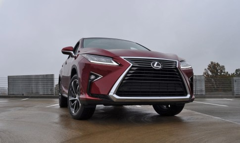 First Drive Review - 2016 Lexus RX350 FWD Luxury Package 53