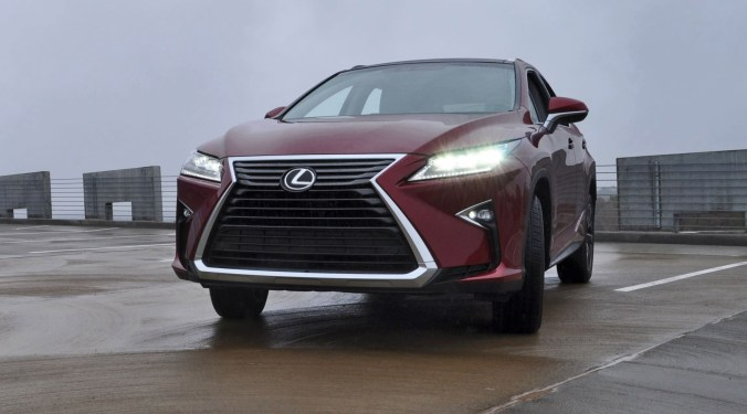 First Drive Review - 2016 Lexus RX350 FWD Luxury Package 84