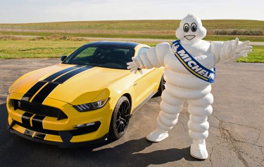 Ford and Michelin Team Up
