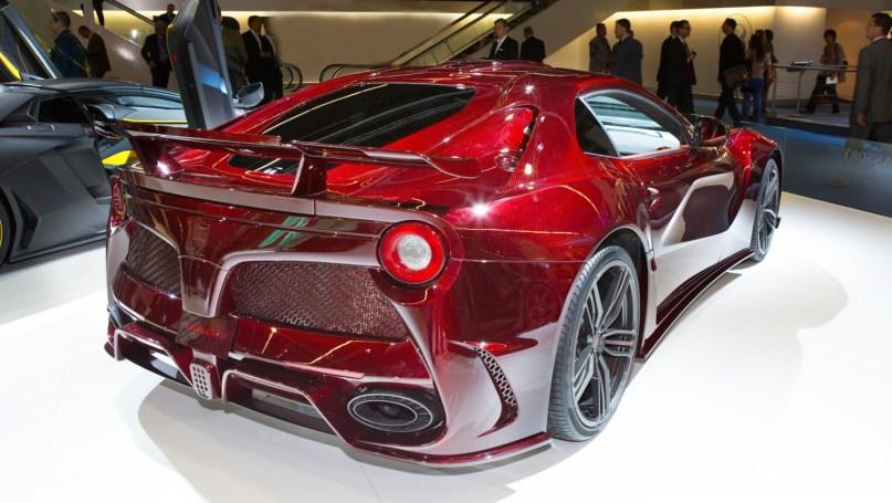 MANSORY Ferrari F12 Revoluzione 7