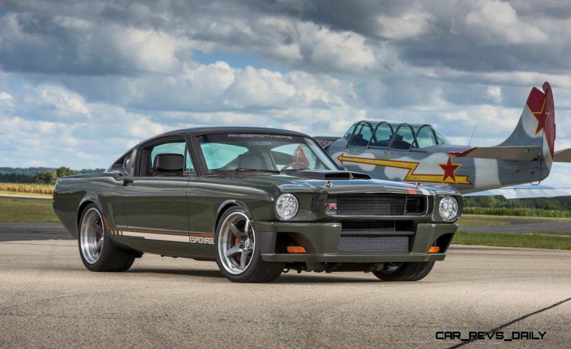 RingBrothers Carbon Fiber Mustang GT-R on HRE Wheels 39 copy