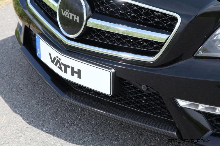 VAETH_X218_V63_ShootingBrake_Frontspoiler