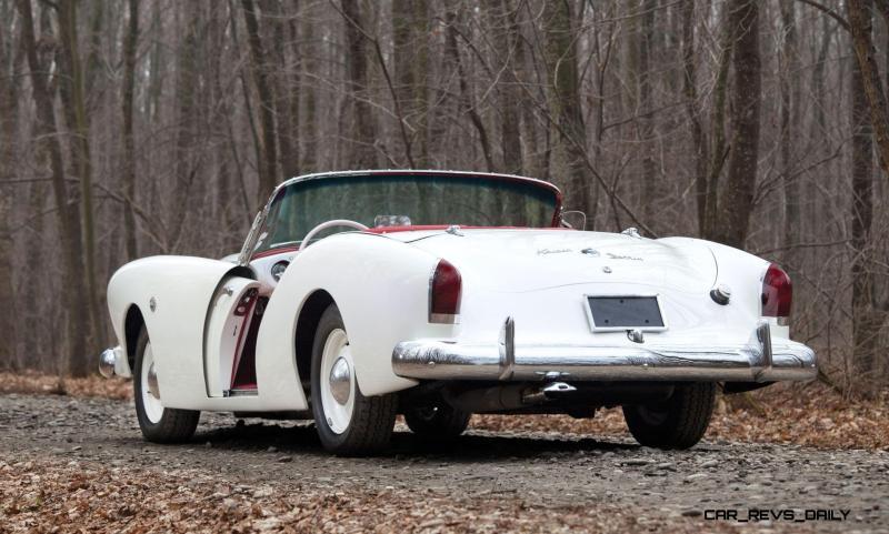 1954 Kaiser-Darrin Roadster 26