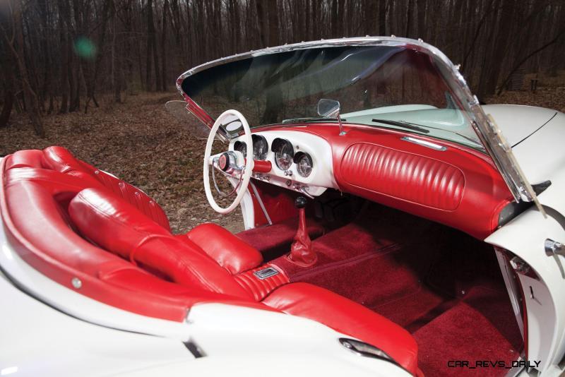 1954 Kaiser-Darrin Roadster 4
