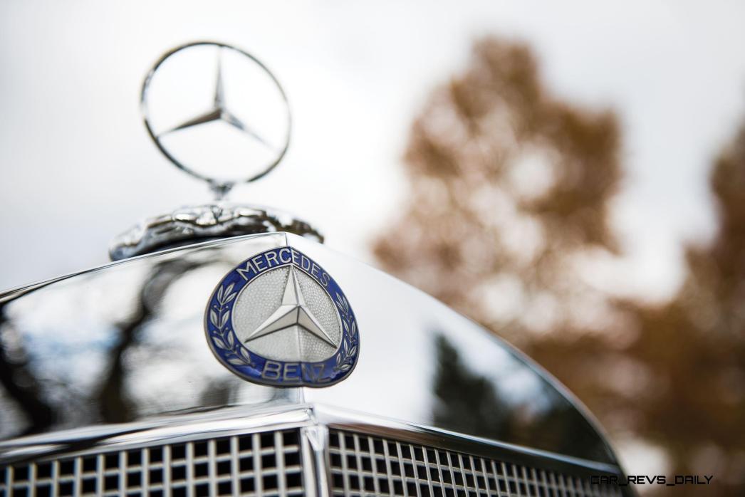 1955 Mercedes-Benz 300 Sc Coupe 13